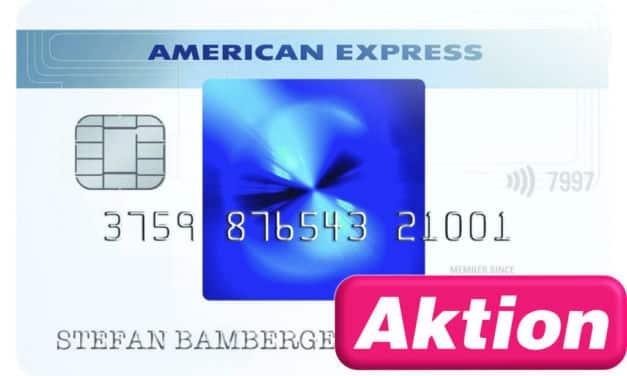 5.000 Punkte American Express Blue