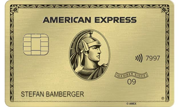 20.000 Punkte American Express Gold