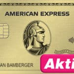 44.500 Punkte American Express Gold
