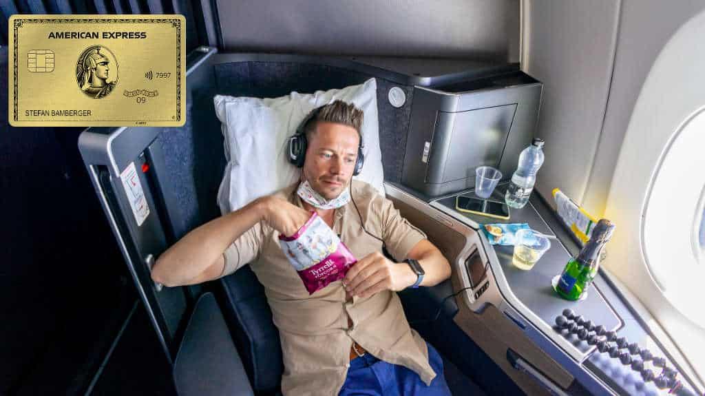 American Express Gold, die Reisekreditkarte für jeden