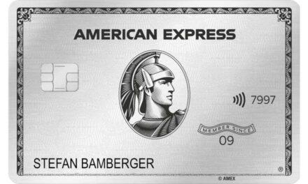 30.000 Punkte American Express Platinum