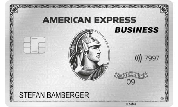 30.000 Punkte American Express Platinum Business