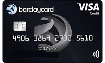 50€ + beitragsfrei Barclaycard Visa