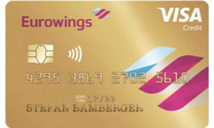2.000 Meilen + 1. Jahr gratis Eurowings Gold