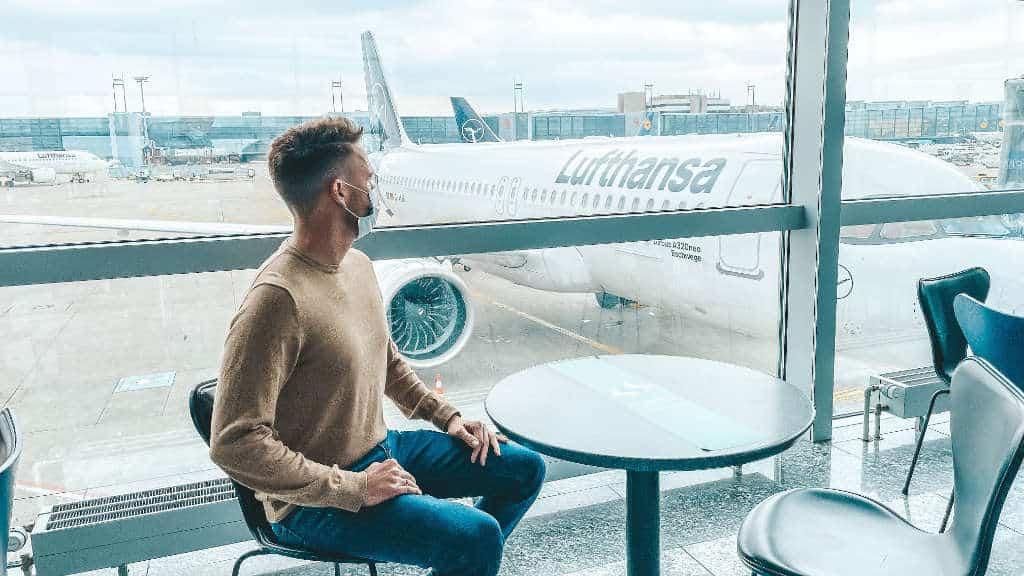 Drei Lufthansa Flüge durch Europa in Economy und Business Class