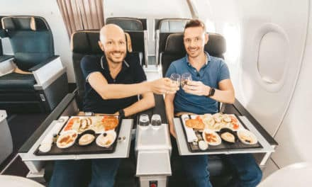 Brandneu! Turkish Airlines A321neo Business Class