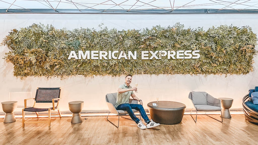 American Express Lounge GRU