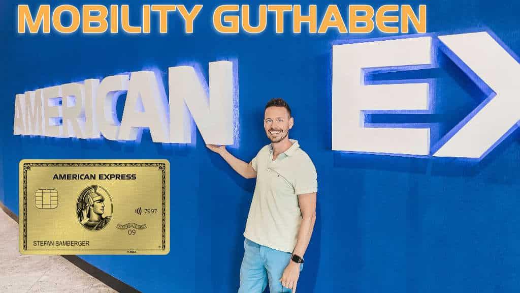 American Express Gold mit 144€ Guthaben für Deutsche Bahn & mehr
