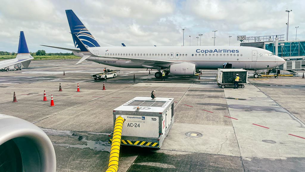 Copa Airlines 737-800