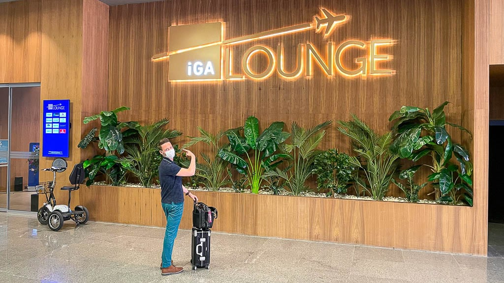 IGA Lounge Istanbul
