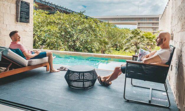 Grand Hyatt Playa del Carmen Resort Hotelrundgang