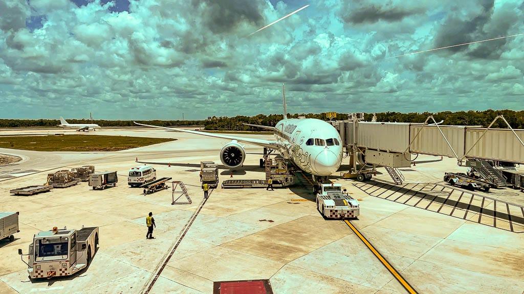 Aeroméxico 787-9