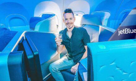 Grandios! jetBlue Mint Suite A321neo