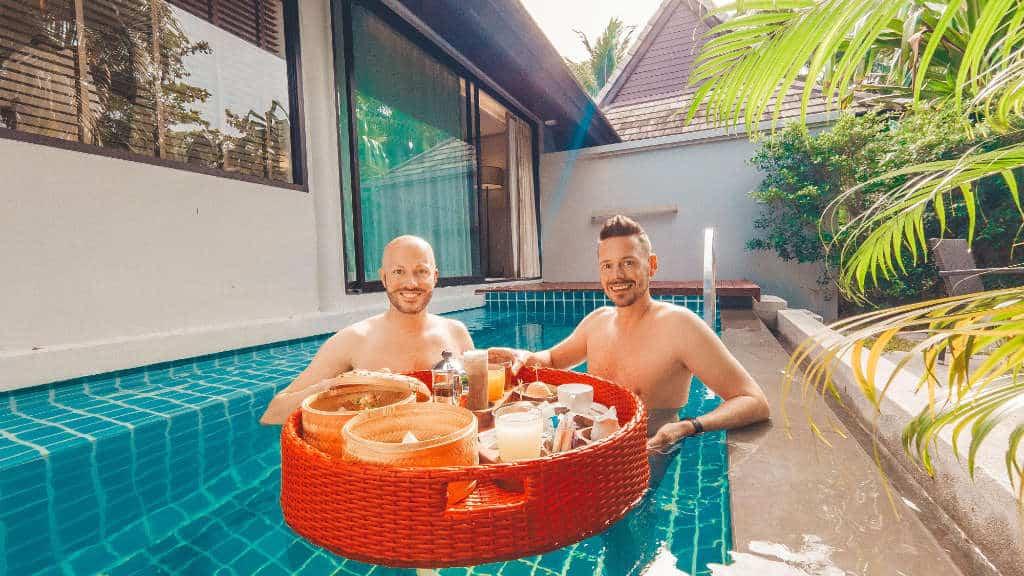 Marriott Phuket Resort and Spa, Nai Yang Beach