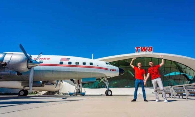 TWA Hotel – New York JFK Airport