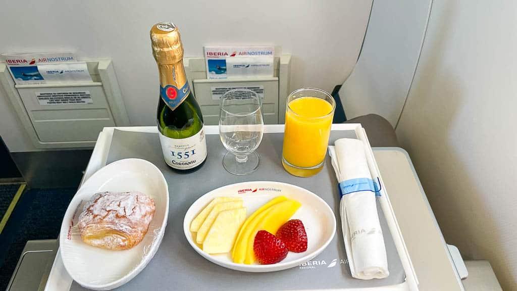 Iberia Regional Business Class