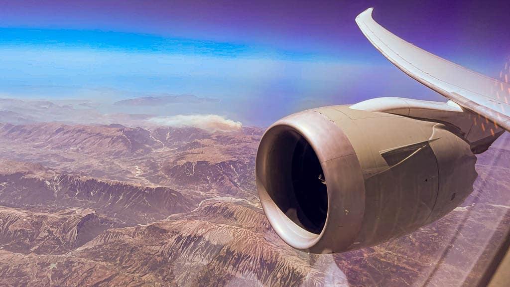 Qatar 787-Business Class