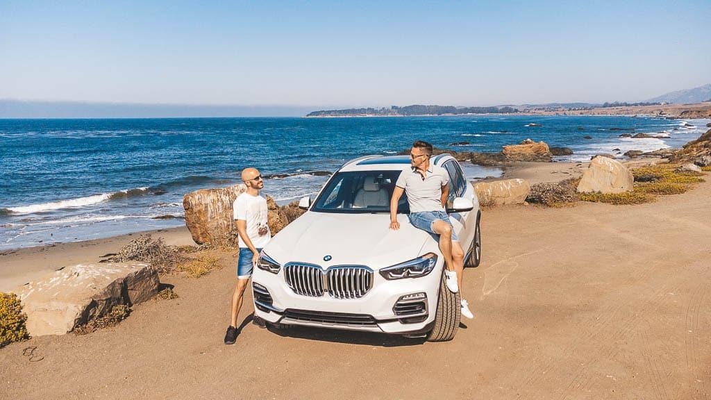 Roadtrip BMW X5