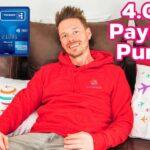 4.000 PAYBACK Punkte Willkommensbonus für PAYBACK American Express Kreditkarte!